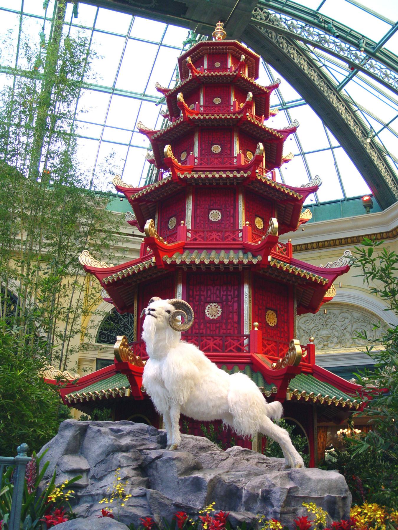 pagoda w ram