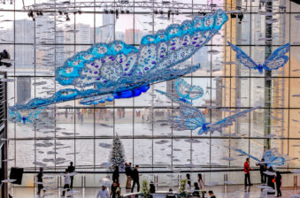 Abu Dhabi Galleria Festive 2013
