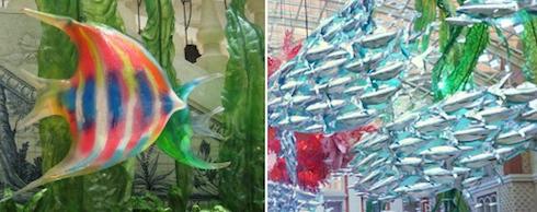 aquarium pinecones | Venue Arts
