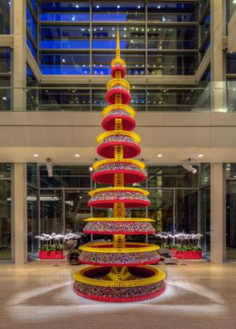 LEGO Coliseum Tree