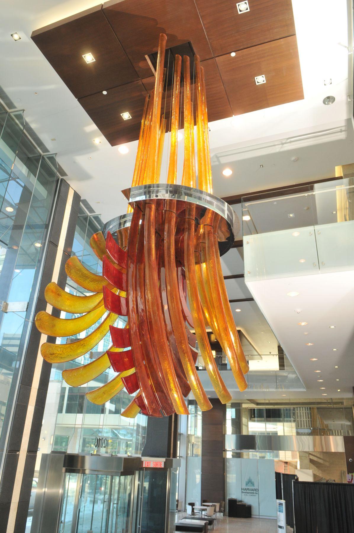 WheatSculpture