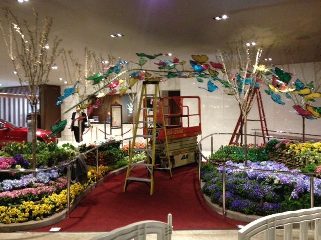 Venue Arts Large-Scale Art Installation