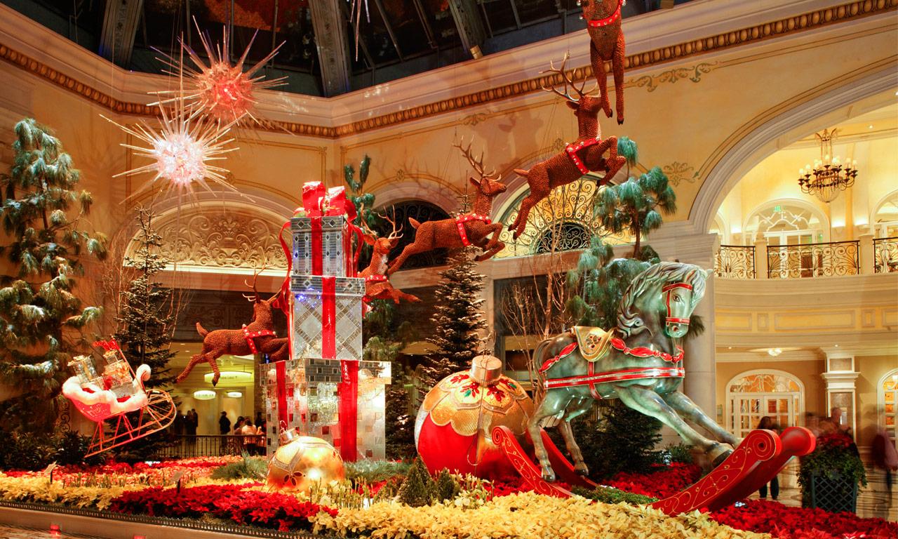 A fantasy Christmas ...