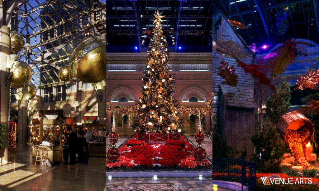 Venue Arts Christmas Installation Art
